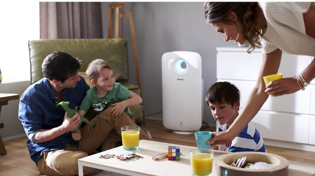 Philips AC4372 Air purifier home