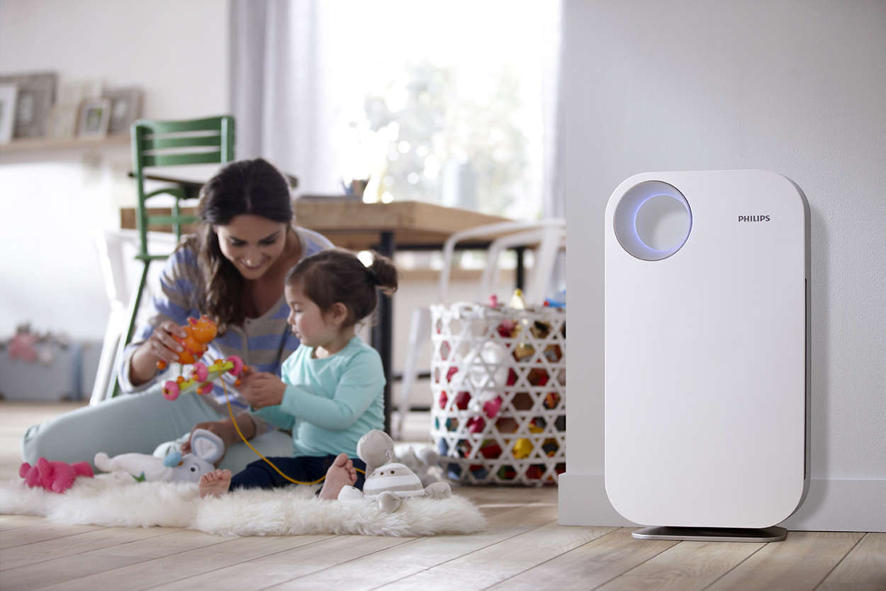 Philips AC4072 Air purifier mother kid
