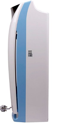 Atlanta Universal 450 Air Purifier and Humidifier Side