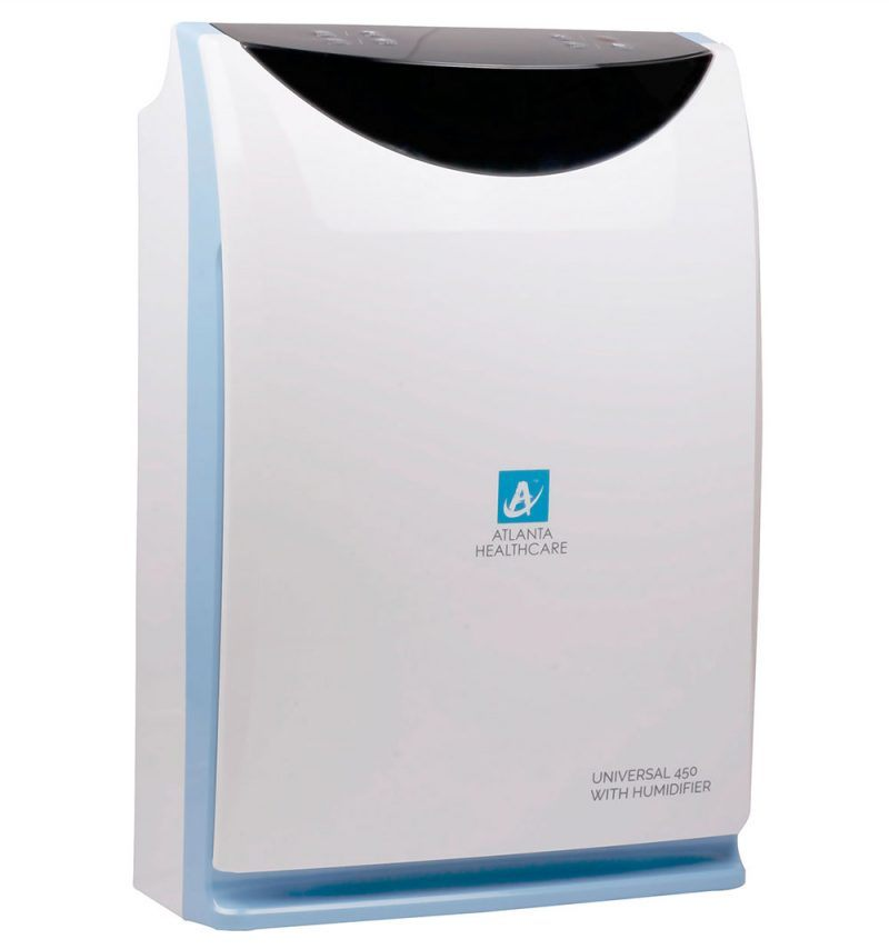 Atlanta Universal-450-Air purifier and humidifier